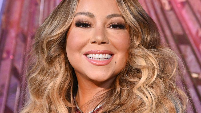 Mariah Carey im Dezember 2019 in New York