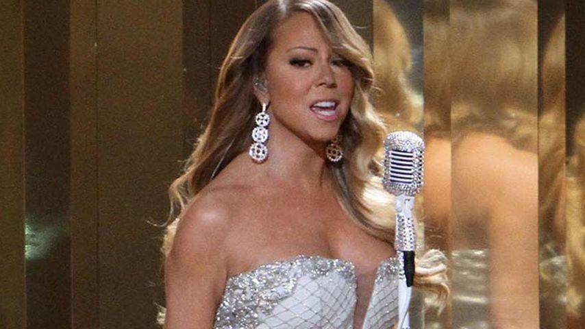 Autsch! Mariah Carey tanzt sich ins Krankenhaus