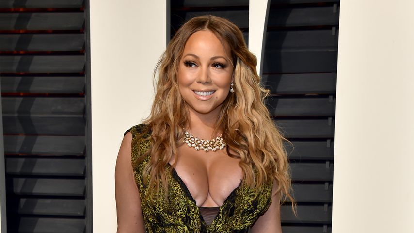 Mariah Carey bei der Vanity Fair Oscar Party 2017