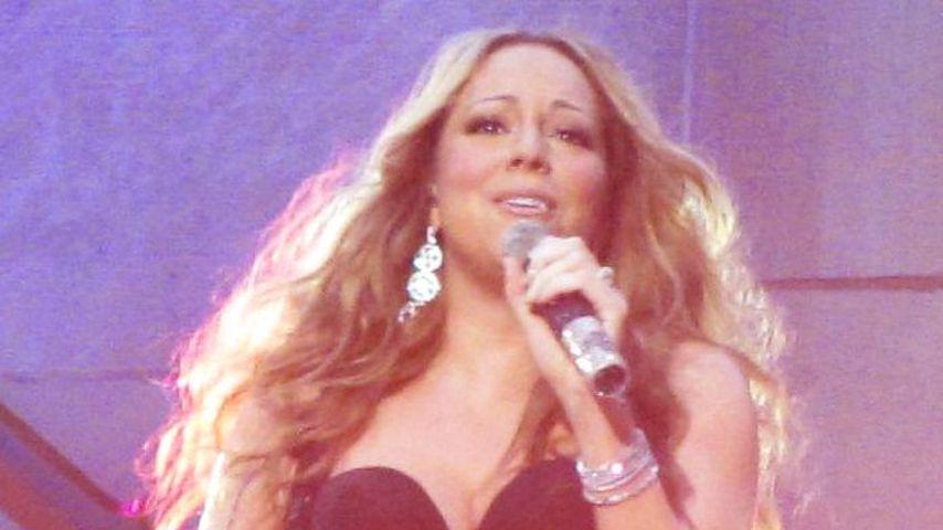 Oh, Mariah! Schon wieder ein heftiger Playback-Fail der Diva