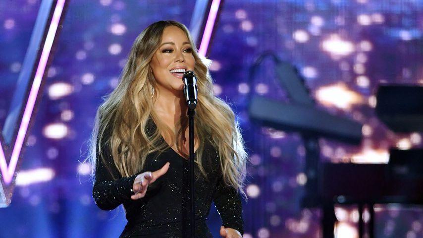 Mariah Carey bei einem Auftritt im Mai 2019