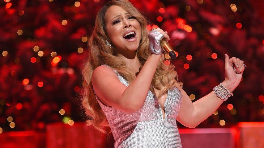 Unterzeichnet! Las Vegas wird Mariah Careys Revier