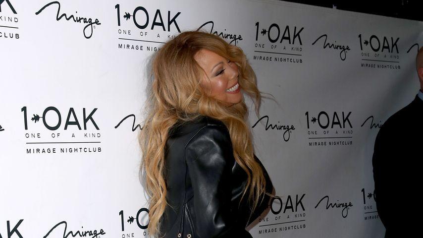 Mariah Carey im 1 Oak in Las Vegas