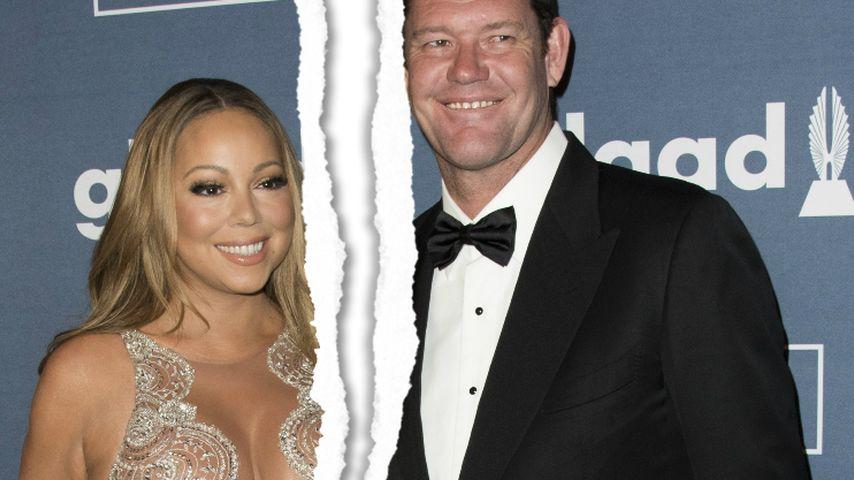 Alles aus? James Packer macht Schluss mit Mariah Carey