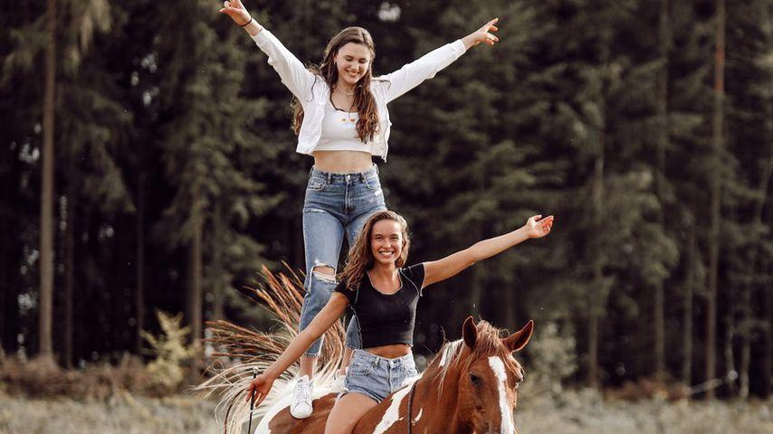 Maribel und Jacky, GNTM-Kandidatinnen 2020