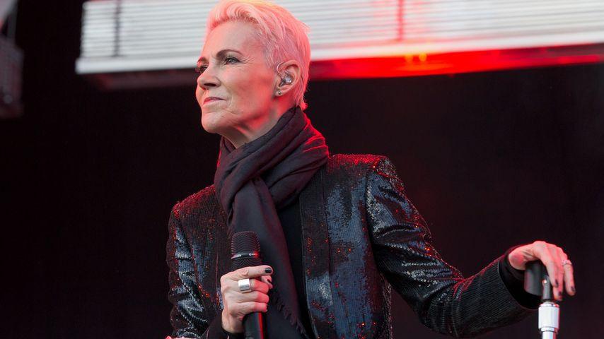 Roxette-Sängerin Marie Fredriksson