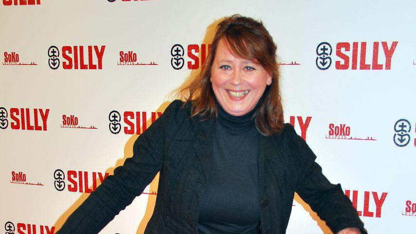 Marie Gruber 2010 bei der Soko Leipzig-Premiere in Berlin
