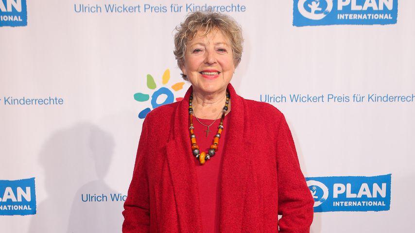 Marie-Luise Marjan in Berlin 2018