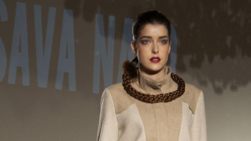 Berlin Fashion Week und Marie Nasemann