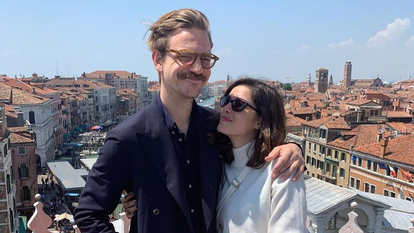 Marie Nasemann und Sebastian Tigges, Juni 2019