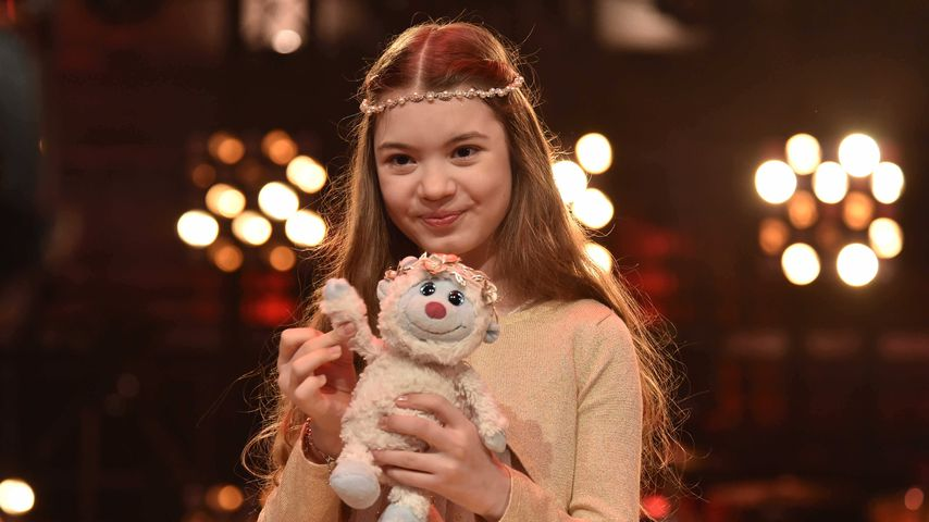 "Marie-Sophie bei ""The Voice Kids"""