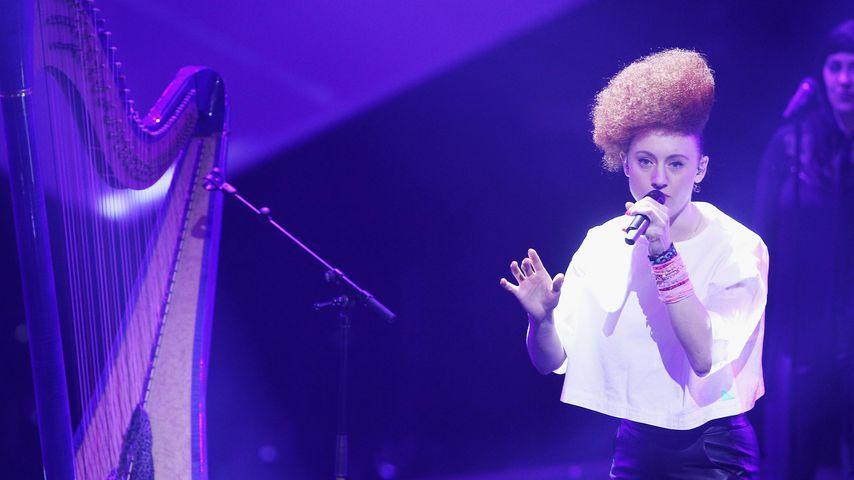 MarieMarie bei einem Auftritt 2014 in Köln