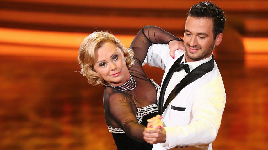 """Marijke Amado und Stefano Terrazzino bei """"Let's Dance"""" 2013"""