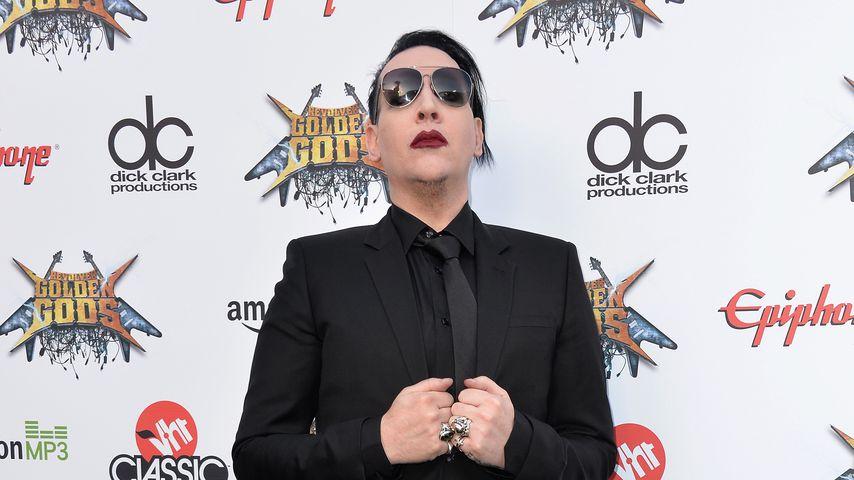Marilyn Manson in Los Angeles im Jahr 2014