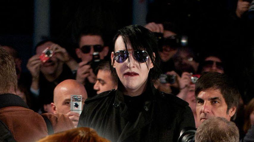 Ging Lana Del Rey mit Marilyn Manson ins Hotel?