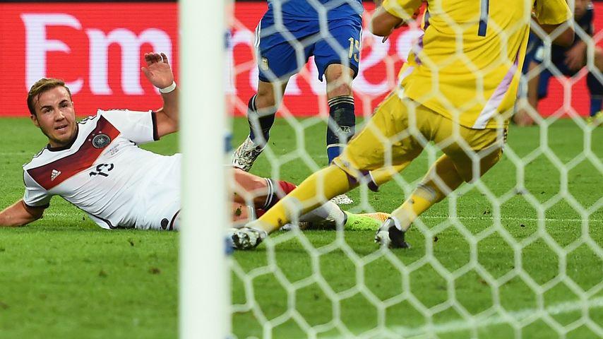 WM-Held Mario Götze: Sein Tor ist jetzt ein Lied!