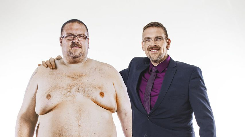 "Mario, Kandidat bei ""The Biggest Loser"""