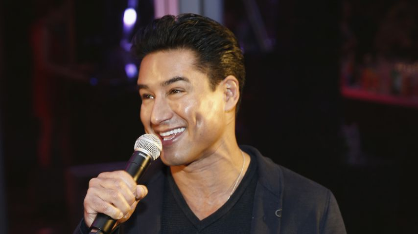 Mario Lopez im April 2019