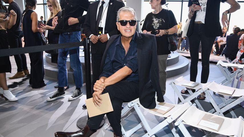 Mario Testino: Star-Fotograf soll Models belästigt haben