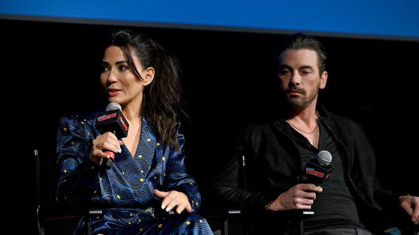 Marisol Nichols und Skeet Ulrich