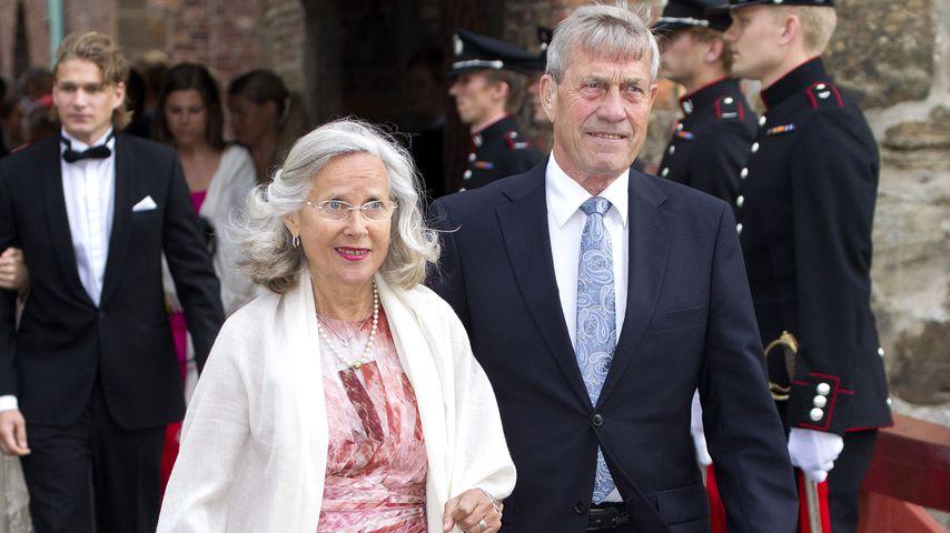 Marit Tjessem und Magnar Alfred Fjeldvær
