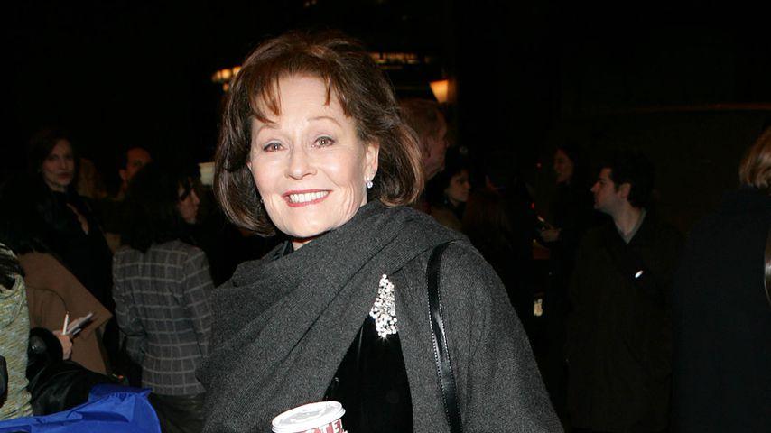 Marj Dusay im November 2004 in New York