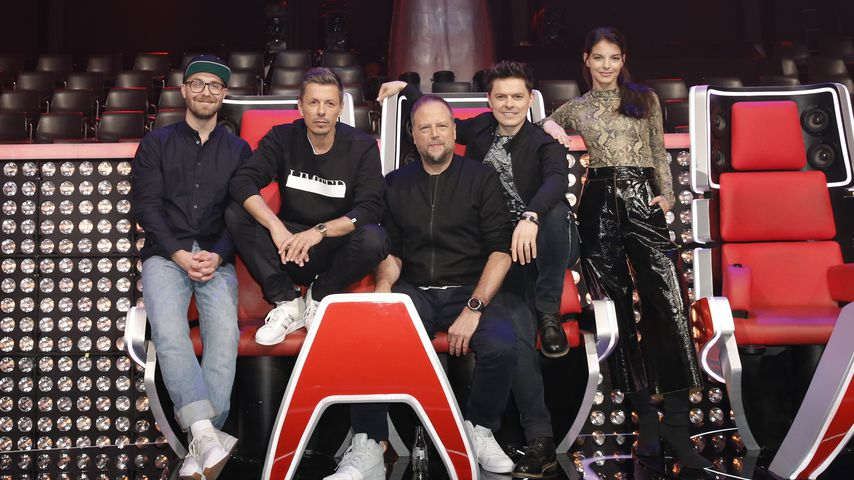 "Die ""The Voice of Germany""-Coaches 2018"