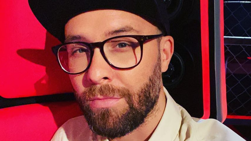 "Mark Forster, ""The Voice of Germany""-Coach"