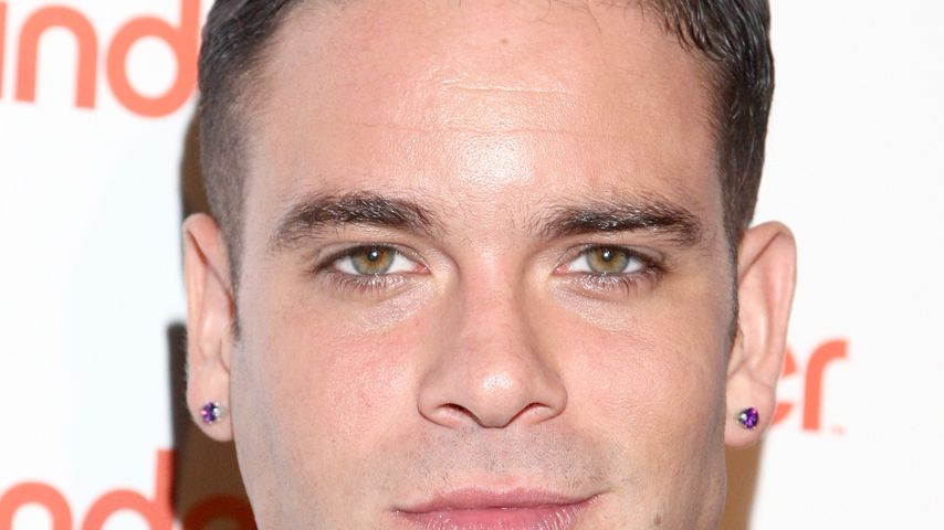 Mark Salling bei einem Event in Los Angeles