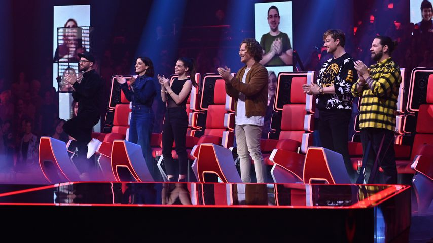 "Mark, Stefanie, Yvonne, Michael, Samu und Rea im Halbfinale von ""The Voice of Germany"""