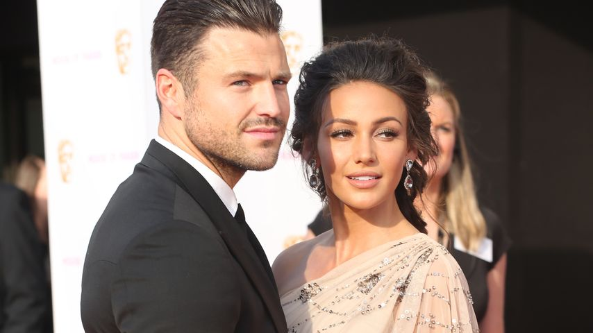"Mark Wright und Michelle Keegan bei den ""BAFTA TV Awards 2016"""