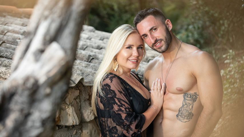 """Marlisa und Fabio, """"Temptation Island""""-Kandidaten 2021"""