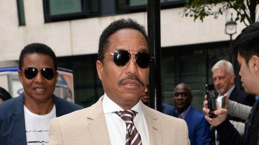 Joe Jacksons Sohn Marlon: Er pfeift auf Negativ-Kommentare!