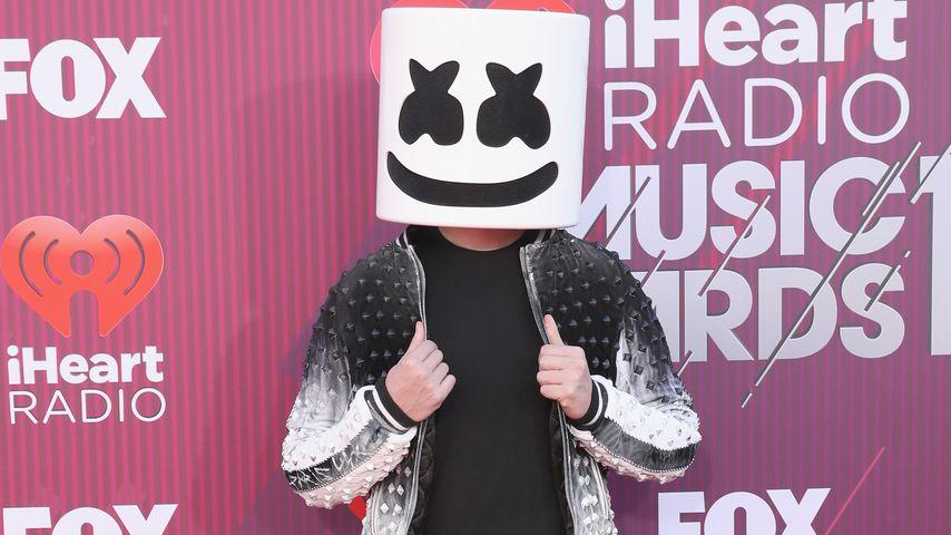 Marshmello bei den iHeartRadio Music Awards 2019