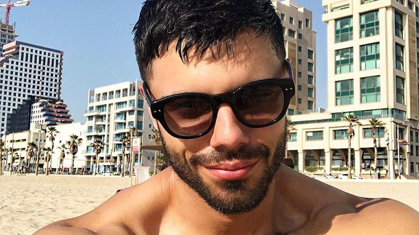 """""""Prince Charming""""-Kandidat Martin Angelo"""