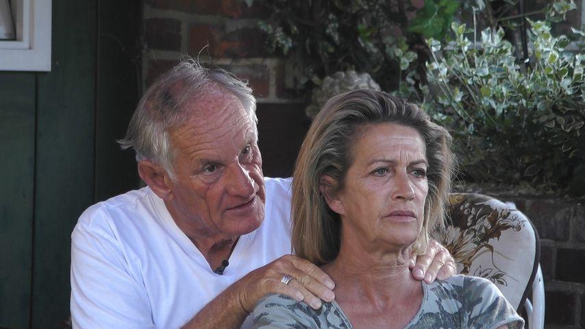 """Martin Bolze und Michaela Scherer im """"Sommerhaus der Stars"""" 2020"""