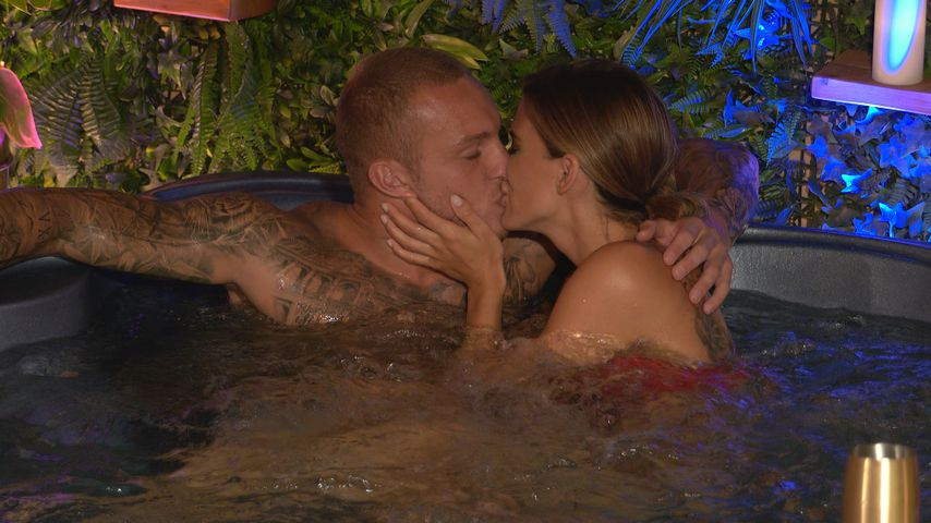 """""""Love Island""""-Andrina und Martin landen in der Private Suite"""