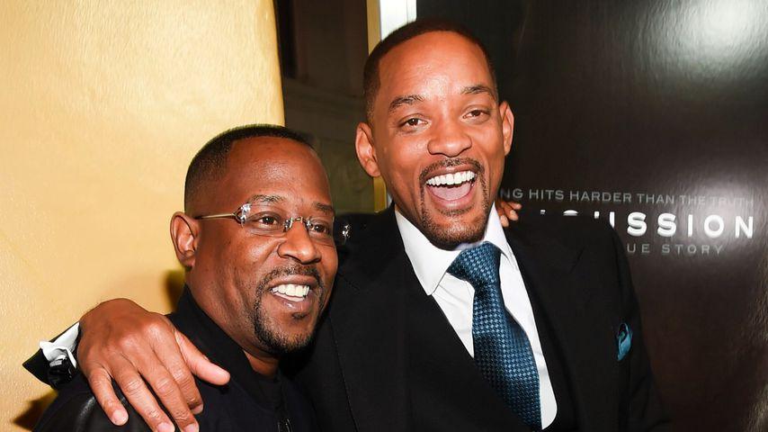 """Martin Lawrence und Will Smith sind zurück als """"Bad Boys""""!"""