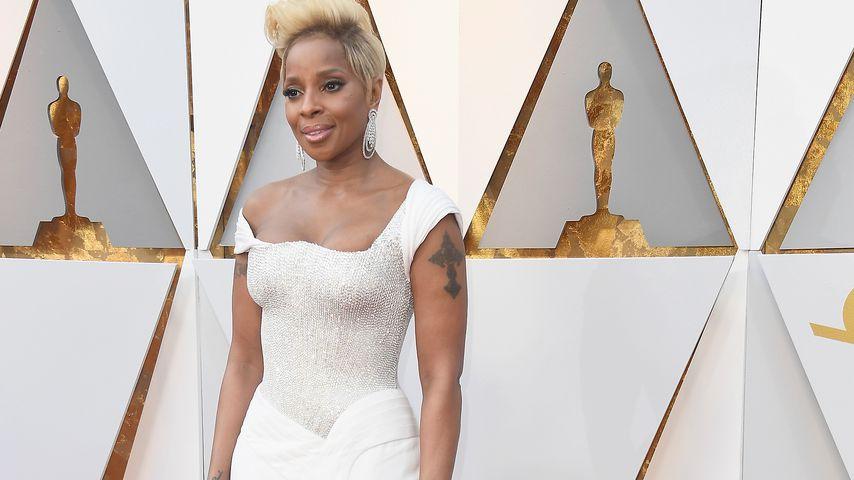 Mary J. Blige bei den Oscars 2018