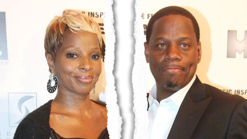 Endlich geschieden: Ehe-Drama um Mary J. Blige hat ein Ende