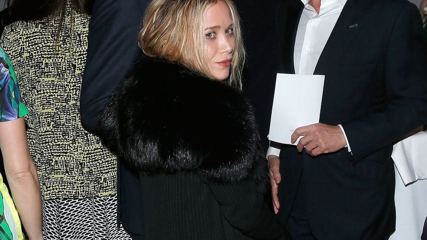 Mary-Kate Olsen in New York City