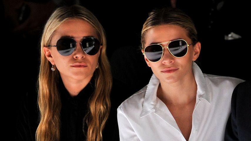 """Seltenes Interview: Darum sind die Olsen-Twins so """"diskret"""""""