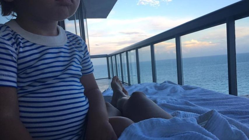 Mason Disick und Kourtney Kardashian in Miami