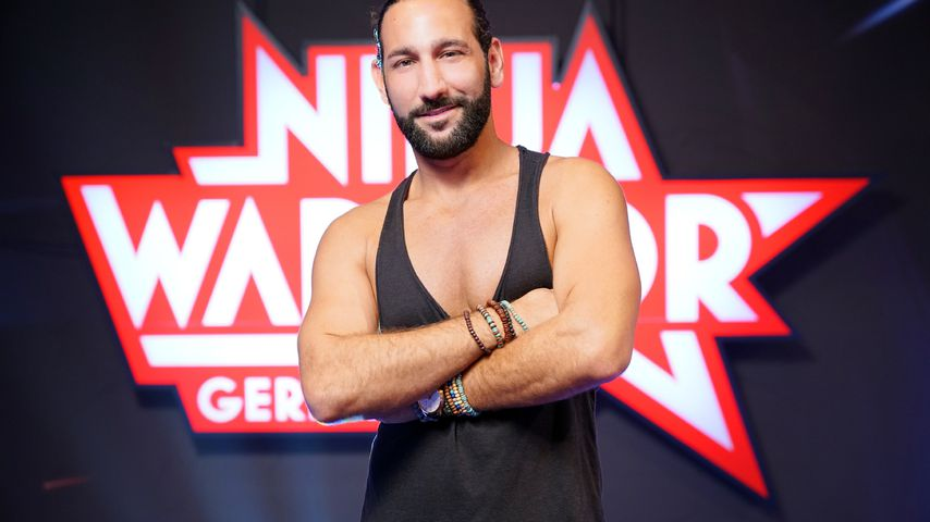 "Massimo Sinato bei ""Ninja Warrior Germany"""