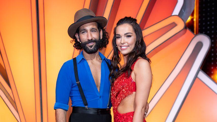 """Massimo Sinató und Lili Paul-Roncalli, """"Let's Dance""""-Paar 2020"""