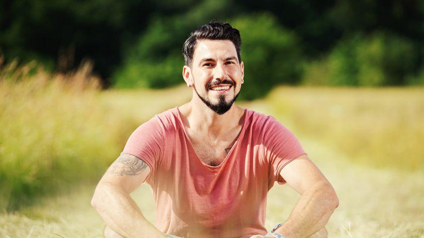 """Mathias bei """"Bauer sucht Frau"""" 2021"""