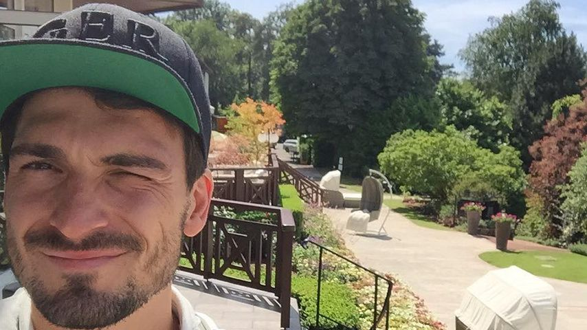 Mats Hummels in Evian