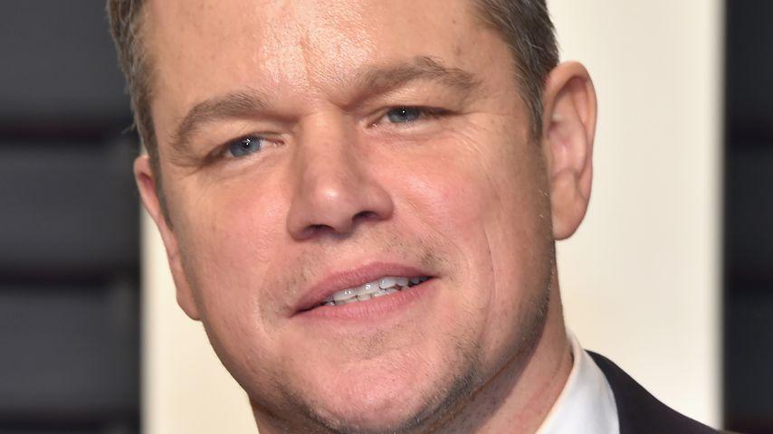 Matt Damon: Tochter während Urlaub von Qualle gestochen!