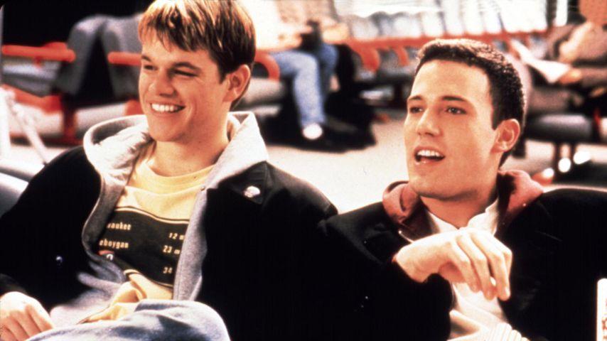 """Matt Damon und Ben Affleck im Film """"Dogma"""" 1999"""