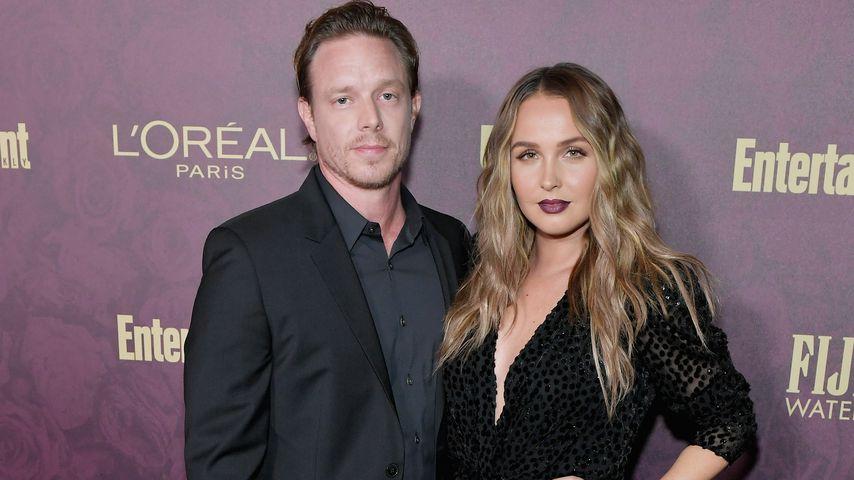 Matthew Alan und Camilla Luddington 2018 in Los Angeles